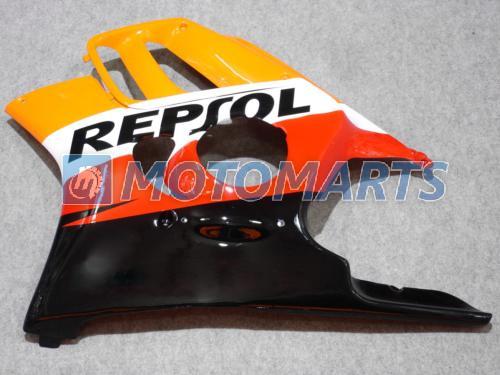 CBR600F3 95 96 CBR600 F3 1995 1996 CBR 600 F3 95 96 애프터 마켓 페어링 키트 용 무료 REPSOL 페어링 키트