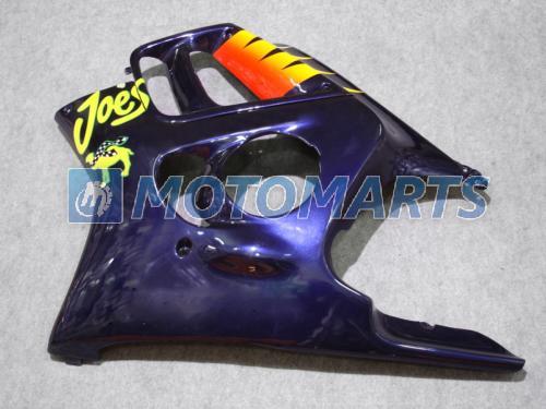 Personalizar o Kit de Feira Azul Azul para CBR600F3 95-96 CBR600 F3 1995 1996 CBR 600 F3 95 96 Kits de Careneira