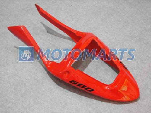 F4i14 Einspritzungsverkleidungssatz für Honda CBR600 CBR600 f4i CBR600F4i 01 02 03 2001 2002 2003
