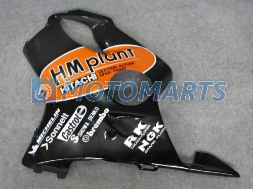 F4i-19 Kit de carenado de inyección para Honda CBR 600 CBR600 f4i CBR600F4i 01 02 03 2001 2002 2003