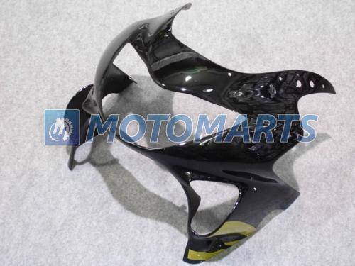 Inyección de plata ABS moldeada para CBR 600 CBR600 F4 CBR600F4 99 00 1999 2000 kit de carenado