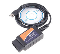 ELM327 Interface OBD2 V 1. 5 Auto Scanner USB OBD 2 II Car Di...