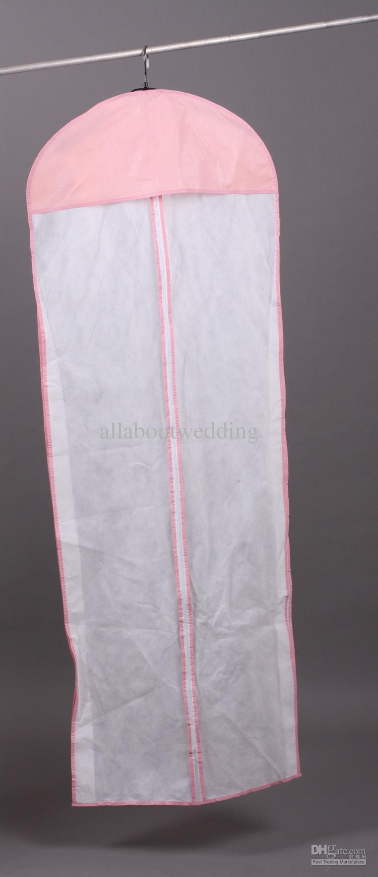 Brand New No Signage Cheap Wedding Dress Bag Garment Cover Travel