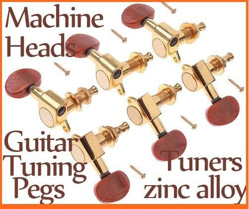 2019 dropshipping golden guitar tuning pegs guitar tuners machine heads for guitar strings from. Black Bedroom Furniture Sets. Home Design Ideas