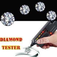 Wholesale Diamond Selector Tester Ii - Free Shipping New Diamond Tester Gemstone Selector II Gems LED Precision Indicator Jewelry Tool