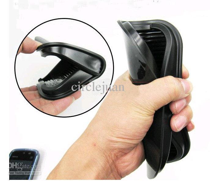 送料無料(/ロット)iPhone 4携帯電話フレームの多機能の収納ボックス用滑り止めパッド