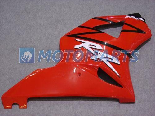 Carenados del cuerpo negro naranja para HONDA CBR900 929RR CBR900RR 00 01 CBR 900RR CBR929 RR 2000 2001 juego de carenado de carreras
