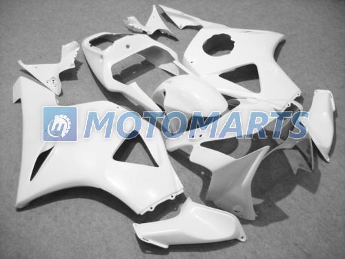 Carénage tout blanc pour le bricolage pour CBR900RR 954RR 2002 2003 CBR 900 CBR954 RR CBR900RR CBR954RR 02 03