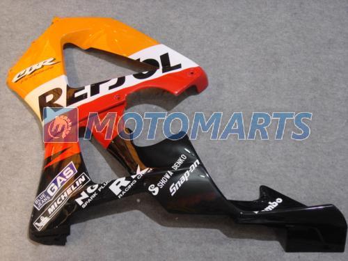 REPSOL fairing kit for 00 01 CBR900 929RR CBR900RR 929 CBR 900RR CBR929 RR 2000 2001 body repair fairings