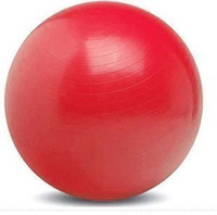 Wholesale yoga foot resale online - Yoga ball fitness ball pilates ball diameter of cm four colors a free foot air pump
