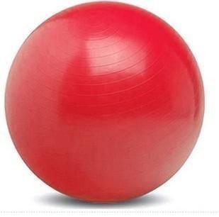 Yogaball, Fitnessball, Pilatesball, Durchmesser von 85cm, vier Farben, eine freie Fußluftpumpe