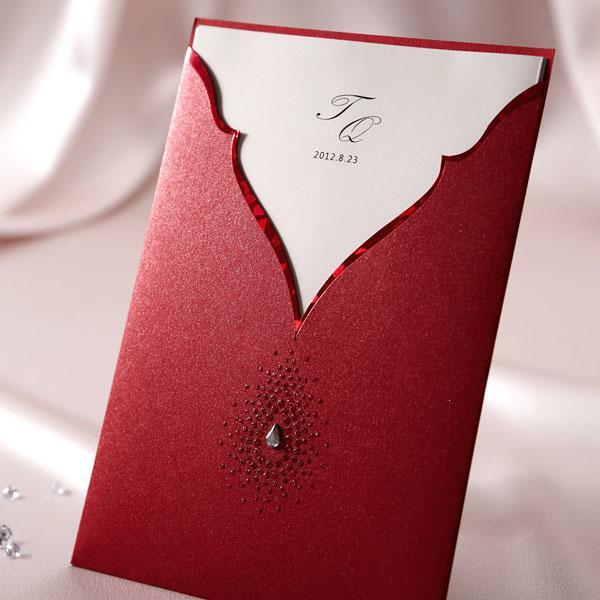 Cw1021 Invitation CardWedding InvitationsWedding Cards With