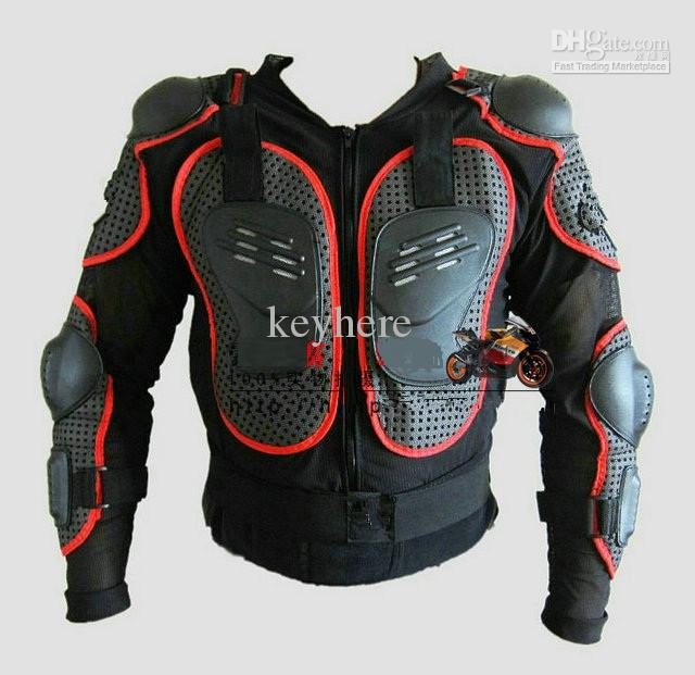 10psMotorcycle Armor Jacket Sport Bike FULL BODY ARMOR Jacket,jacket motorcycle from China