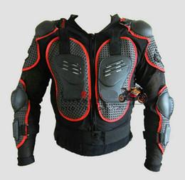 10ps / lot, chaqueta de la armadura de la motocicleta Sport Bike FULL BODY ARMOR Jacket, chaqueta de la motocicleta de China en venta