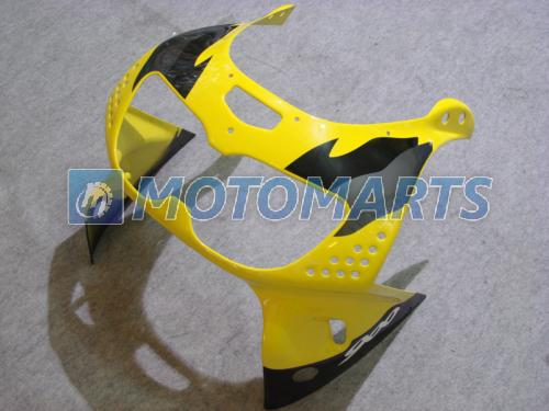 Carrocería de encargo libre para CBR900RR 1996 1997 893RR CBR900 RR CBR893 CBR893RR 96 97 parabrisas del parabrisas del kit