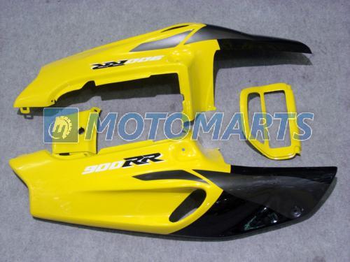 Livre Personalizado Carroçaria para CBR900RR 1996 1997 893RR CBR900 RR CBR893 CBR893RR 96 97 carenagem kit windscreen