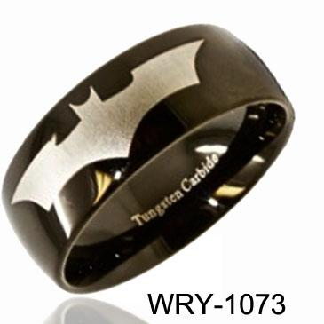 Loving Jewelry Tungsten Ring Lucky Jewelry Black Plated Wedding Rings Gorgeous Engagement Rings