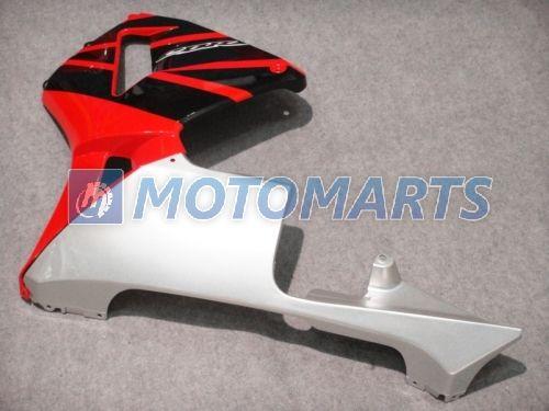 H6323 Carenagem vermelha moldada por injeção para CBR600RR 2003 2004 CBR 600 RR 03 04 CBR600 kit carenagem para carroceria