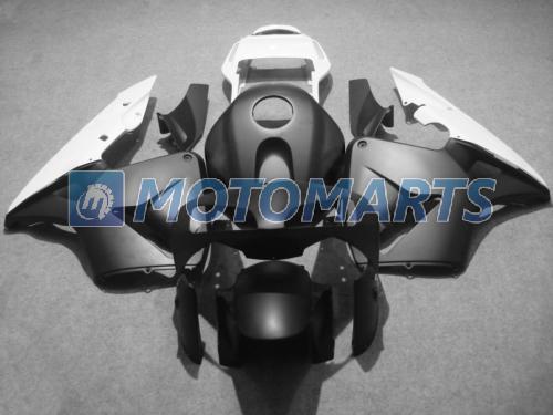 무광택 사출 성형 차체 FOR CBR600RR F5 2003 2004 CBR 600 RR 03 04 CBR600 정형 키트