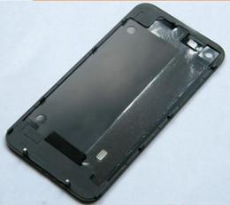Canada Verre Retour Batterie Couverture pour iphone 4 4g BLANC NOIR Logement Assemblée 100 pcs livraison gratuite Offre