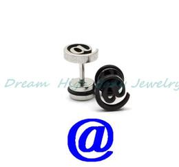 $enCountryForm.capitalKeyWord Australia - Newest Design Earring Stud 316L Stainless Steel Ear Ring Piercing Nail Popular Jewelry 16G Bar Hot