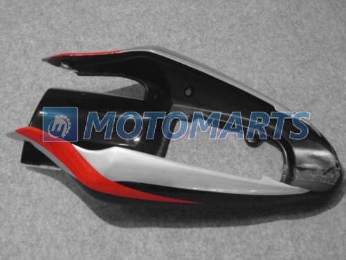 Kit de carenagem vermelho prateado BLK para GSXR 600 750 K1 2001 2002 2003 GSXR600 GSXR750 01 02 03 R600 R750