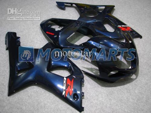Suzuki GSXR1000 2000 2001 2002 K2 GSXR 1000 00 01 02無料フロントスケーン