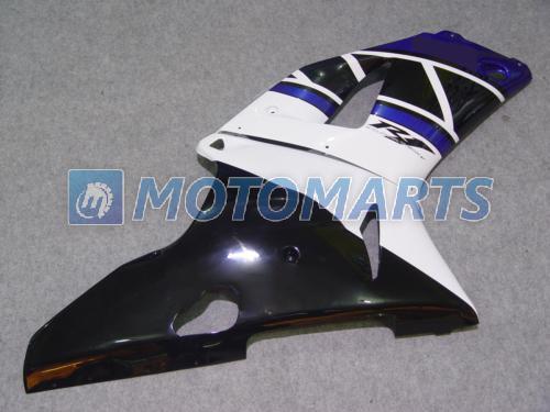 로드 레이싱 오토바이 차체 용 YZF R1 2000 2001 YZF1000 00 01 YZFR1 1000 YZF-R1 00-01 페어링 키트