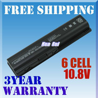 Wholesale Battery For Hp Dv5 - 6 cell new Battery for HP Pavillion dv4 dv5 dv6 G50 G60 G70