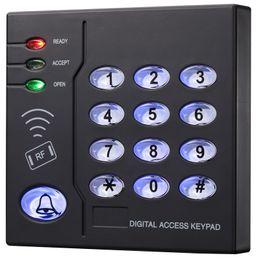 Wholesale Standalone Rfid - Brand New 6,500 User Proximity RFID 125Khz EM(ID) Card Plastic Access Control Keypad, Standalone Access Control