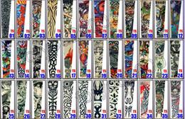 50pcs татуировки рукава рукава платья рукава татуировки моды 72 стилей Смешанные проекты для мужчин женщин Hot