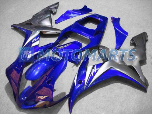 Grátis Custom budle kit de carenagem da motocicleta PARA YZF R1 2002 2003 YZF1000 02 03 YZFR1 1000 YZF-R1 02-03 carenagem do corpo
