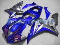 Wholesale motorcycle custom body kit for sale - Group buy Free Custom budle motorcycle fairing kit FOR YZF R1 YZF1000 YZFR1 YZF R1 body repair fairings