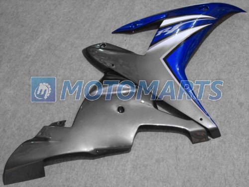 Kit de carénage moto gratuit et personnalisé pour YZF R1 2002 2003 YZF1000 02 03 YZFR1 1000 YZF-R1 02-03 carénages de réparation de carrosserie