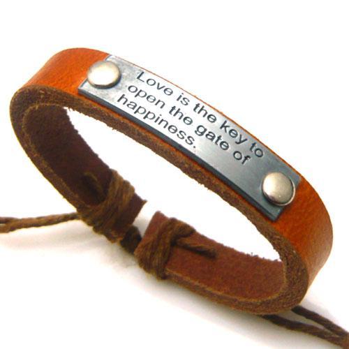 Bracelet en alliage de fer