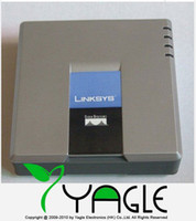 Wholesale Unlocked Link - Unlocked PAP2 N VoIP Gateway . Internet Phone Adapter with Two Phone Ports