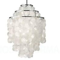 Wholesale Lamp Seashells - Fun Verner Panton ,3 Circle,DIY Shell Pendant Lamp (dia40cm), seashell chandelier , +free shipping