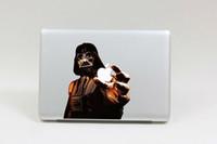 Wholesale Macbook Pro Vinyl - Dark Lord Vinyl Decal Protective Laptop Sticker For Apple MacBook Air Pro Humor skin Art protector