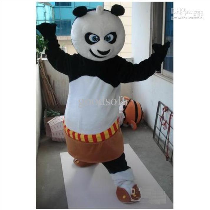 see larger image - Kung Fu Panda Halloween