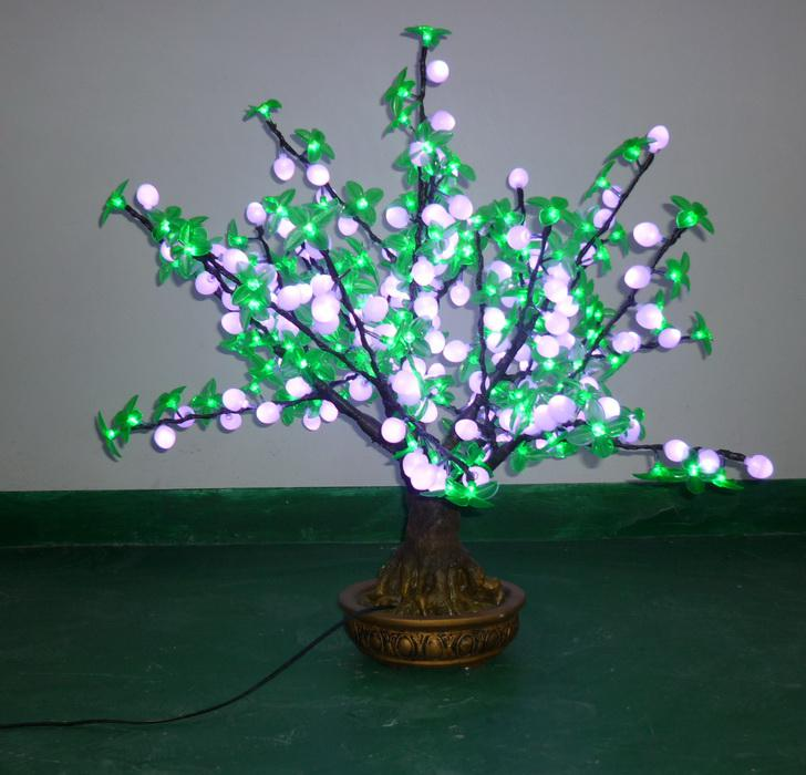 2020 New Amp Popular Led Bonsai Tree Lights Artificial Cherry Fruit Tree Lights For Home Amp Garden Decoration From Sandraliansun 189 89 Dhgate Com