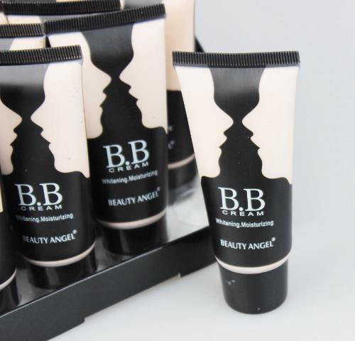 / 3 couleurs BB Crème Maquillage Base + Fondation Bright Smooth Blanchissant Hydratant 40 ml B814