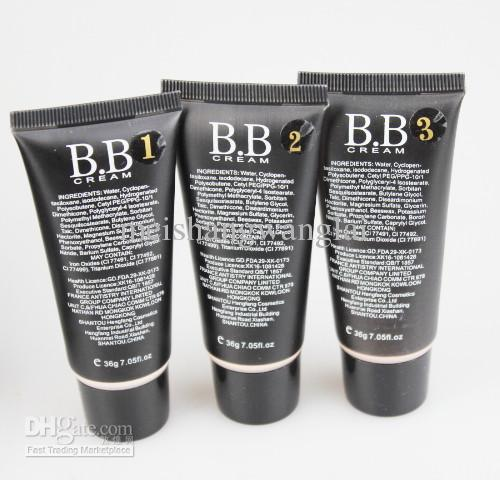 12 st / BB Cream Make Up Base + Foundation Bright Smooth Whitening Fuktig 40 ml B814