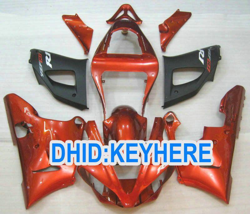 YNL16 Kit de carénage ABS moto pour YAMAHA YZF R1 2000 2001, carénages pour 00 01 YZF-R1 YZF R1 2000