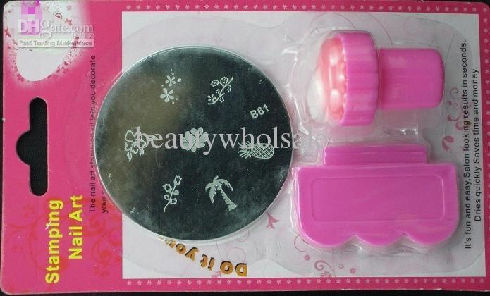 Diy nail art stamping set stamping nail art kit nail stamps 50sets diy nail art stamping set stamping nail art kit nail stamps plastic scrapers image plate jz011 prinsesfo Image collections
