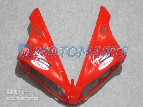 Y144B 레드 블랙 페어링 용 키트 YAMAHA YZF R1 2004 2005 2006 YZFR1 04 05 06 YZF-R1 04-06 YZF1000