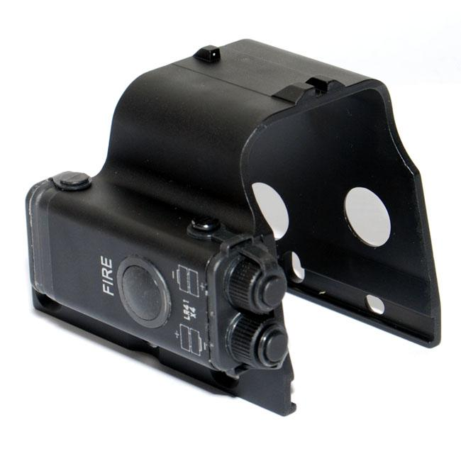 Modulo laser rosso con protezione laser EOLAD 551/552 Holographic Sight Black