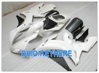Wholesale custom r1 fairings - Glossy White ABS custom fairing kit for YAMAHA YZF R1 2002 2003,fairings for YZF-R1 YZF R1 02 03