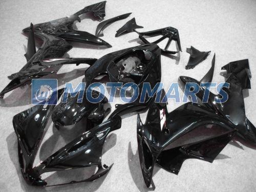 Kit de carenado negro brillante PARA YAMAHA YZF R1 2004 2005 2006 YZFR1 04 05 06 YZF-R1 04-06 YZF1000