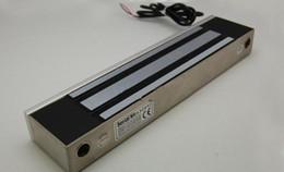 audi lock pick tools Desconto Força de retenção eletromagnética 280kg do fechamento impermeável de Maglock