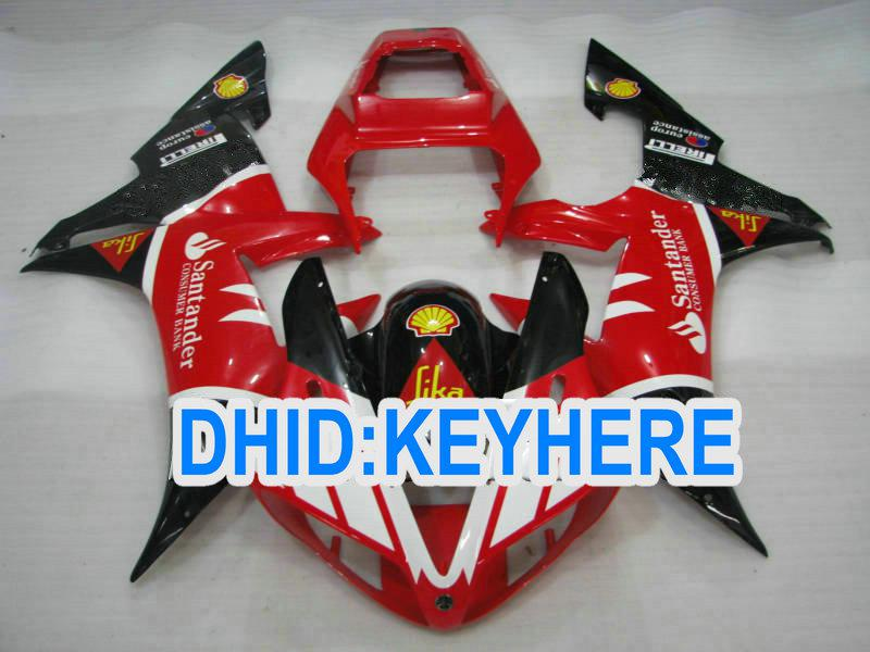YNL33 ABS Road/Racing Motorcycel fairing set for YAMAHA 2002 2003 YZF R1 YZF-R1 YZFR1 02 03 body KIT